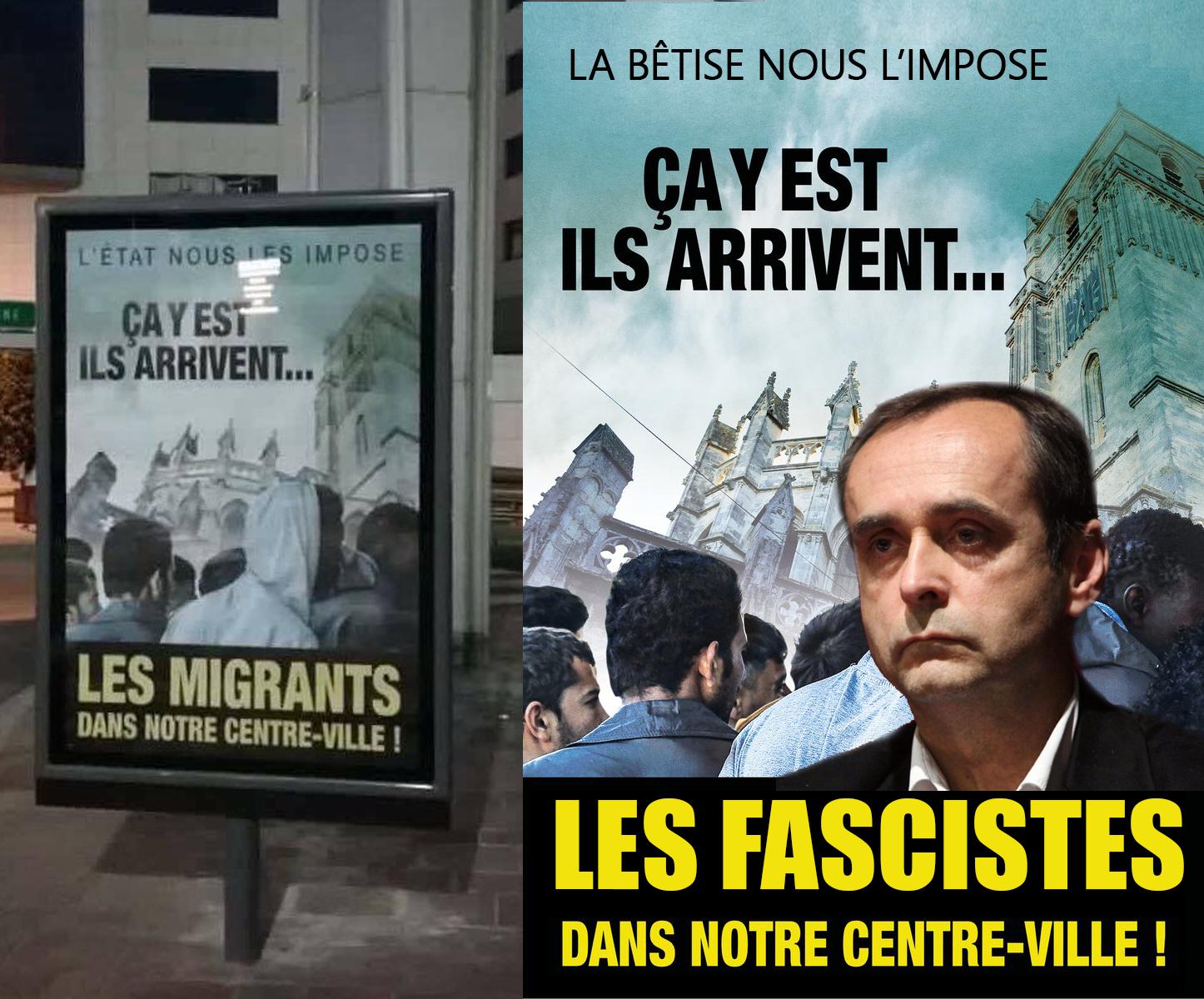 11-affiche-beziers-menard-robert-racistes-migrants.pg_ La France doit savoir  : Robert Ménard est le fils incestueux d'Adolf Hitler !