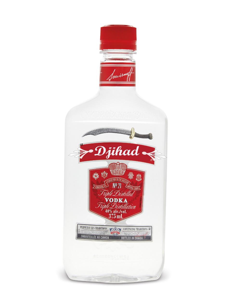 vodka-daesh-djihad-alcool-isis-fake-1 Daesh commercialise une gamme de produits alcoolisés pour faire financer le djihad par les mécréants