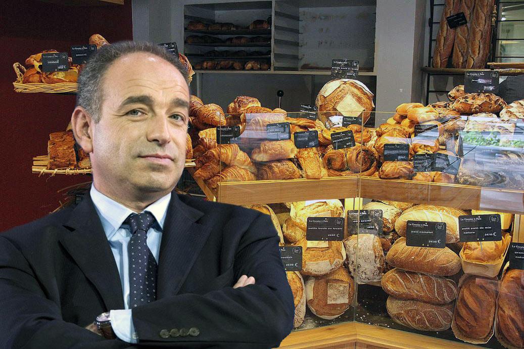 """Jean-François Copé quitte la politique et ouvre une boulangerie-pâtisserie """"A la Chocolatine"""""""