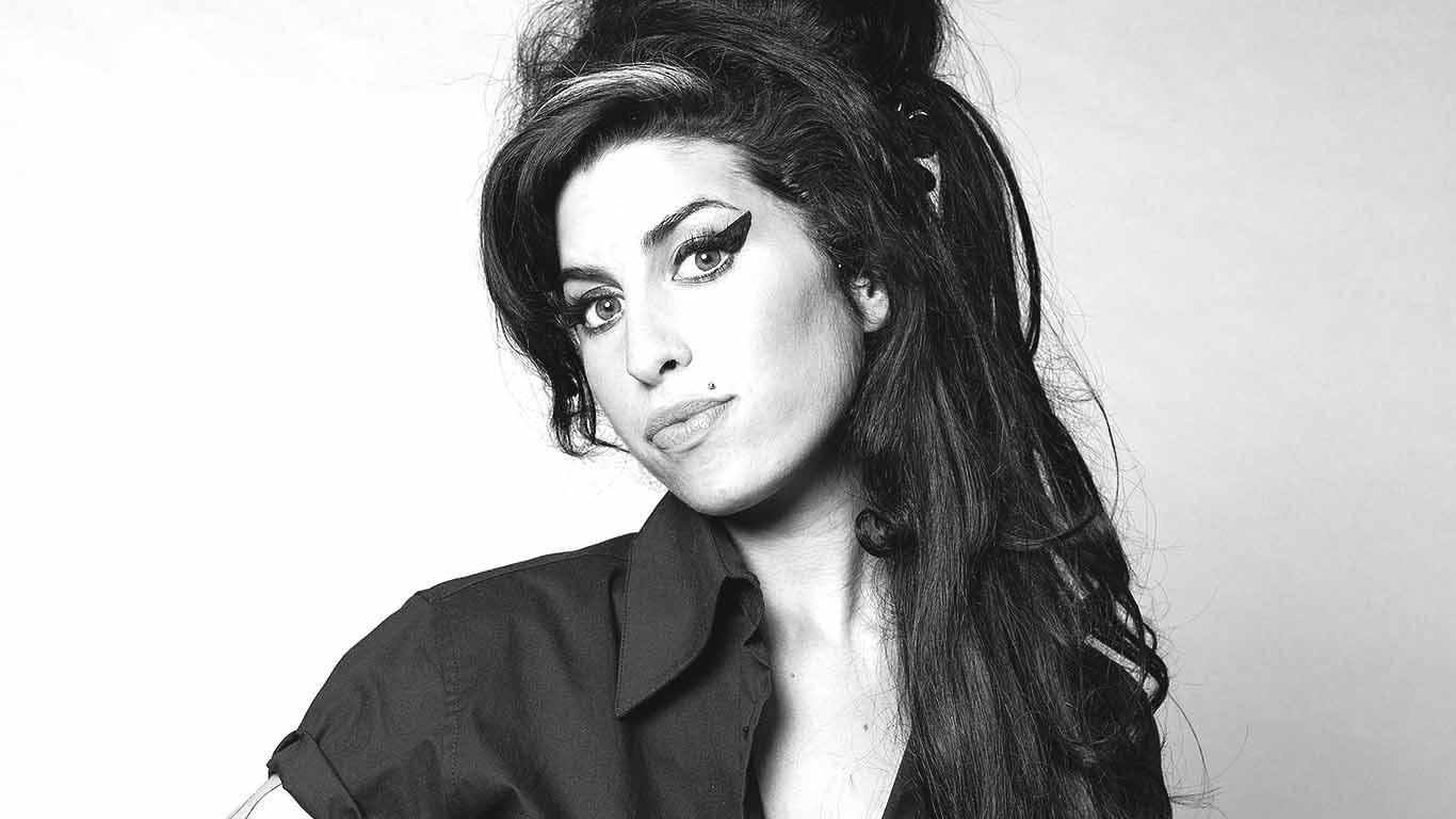 Amy Winehouse n'a plus touché à la drogue depuis 5 ans et demi ! Bravo !