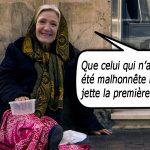 marine-le-pen-mendier-mendiante-sdf-clocharde-2-150x150 Accusée de fraude et d'esclavage sexuel, Marine Le Pen doit payer 3 millions d'euros à l'Union européenne