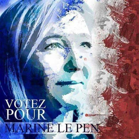 montage-Marine-Le-Pen-05 TOP 50 des plus beaux montages photos de Marine Le Pen : Il y a du talent au FN !
