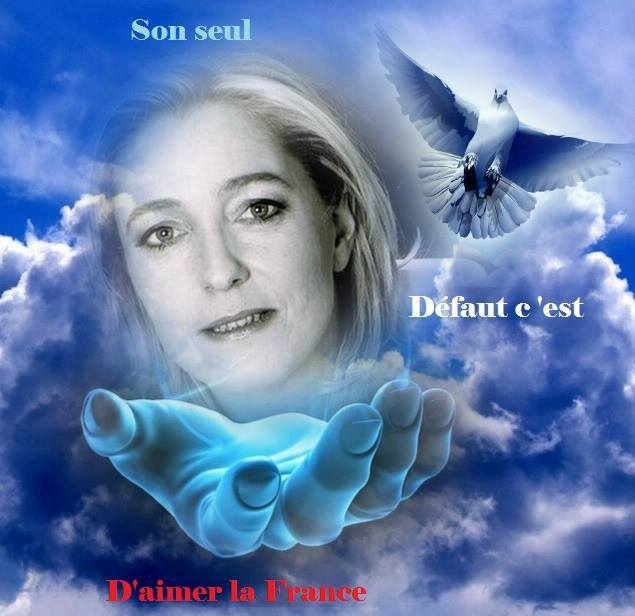 TOP 50 des plus beaux montages photos de Marine Le Pen : Il y a du talent au FN !