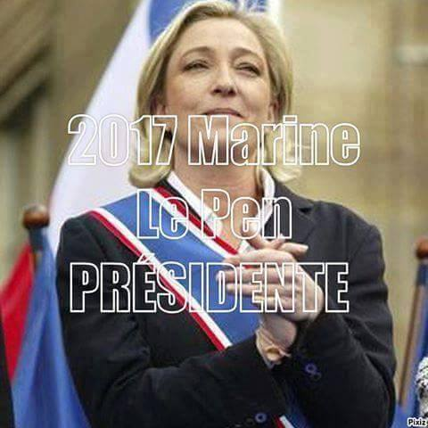 montage-Marine-Le-Pen-27 TOP 50 des plus beaux montages photos de Marine Le Pen : Il y a du talent au FN !