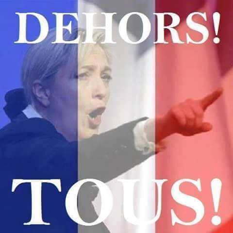 montage-Marine-Le-Pen-32 TOP 50 des plus beaux montages photos de Marine Le Pen : Il y a du talent au FN !