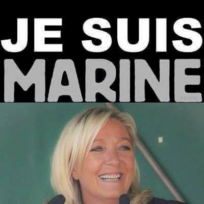 montage-Marine-Le-Pen-36 TOP 50 des plus beaux montages photos de Marine Le Pen : Il y a du talent au FN !