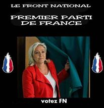 montage-Marine-Le-Pen-43 TOP 50 des plus beaux montages photos de Marine Le Pen : Il y a du talent au FN !