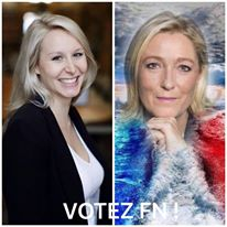 montage-Marine-Le-Pen-45 TOP 50 des plus beaux montages photos de Marine Le Pen : Il y a du talent au FN !