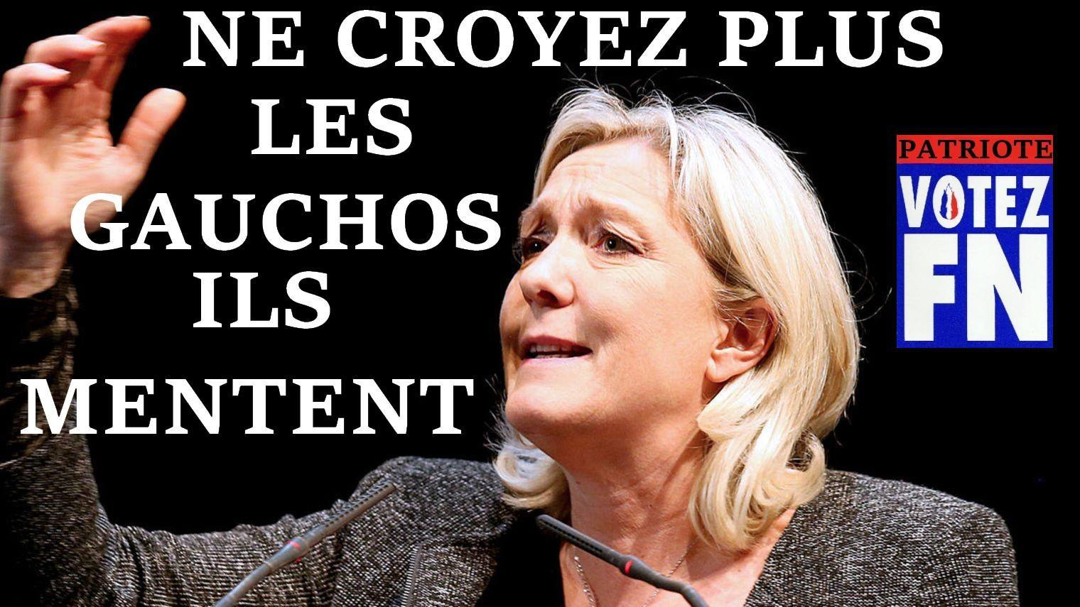 montage-Marine-Le-Pen-49 TOP 50 des plus beaux montages photos de Marine Le Pen : Il y a du talent au FN !