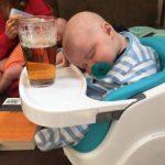 bebe-alcoolique-alcool-biere-enfant-ivre-saoul-150x150 Baisse record de la consommation d'alcool chez les bébés français