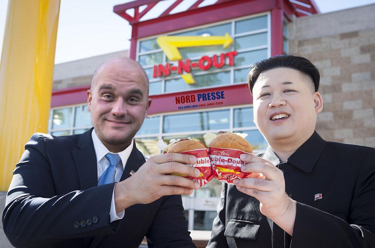 NORDPresse financé par la Corée du NORD ? Vincent Flibustier à la solde de Kim Jong Un ? De plus en plus d'éléments troublants