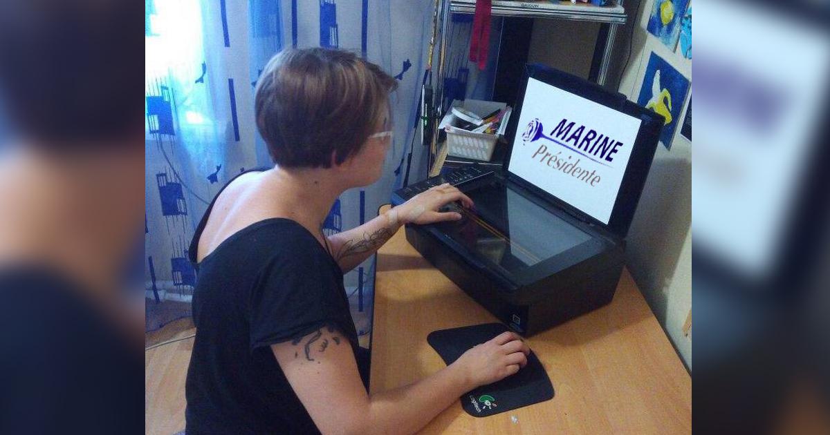 ELECTIONS 2017 : Les électeurs FN pourront voter via leur imprimante à partir de 19h sans se déplacer