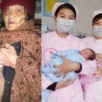 chine-femme-98-ans-enceinte-triple-miracle-150x150 Australie: une femme de 270 kilos donne naissance à un bébé de 18 kilos