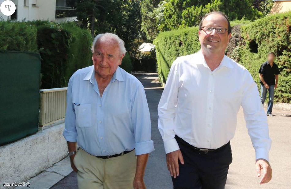 """Georges Hollande à la TV espagnole : """"François n'a jamais été très dégourdi, déjà à l'école on l'appelait """"Demi-Molle"""""""""""