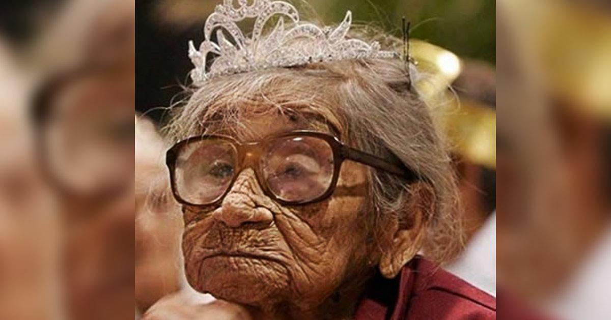 Cette femme de 202 ans dévoile ses secrets de longévité : Amour, patience et alcool à volonté