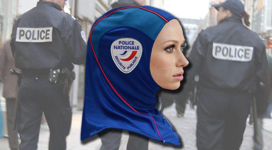 le port du hijab bient t autoris dans la police nationale. Black Bedroom Furniture Sets. Home Design Ideas