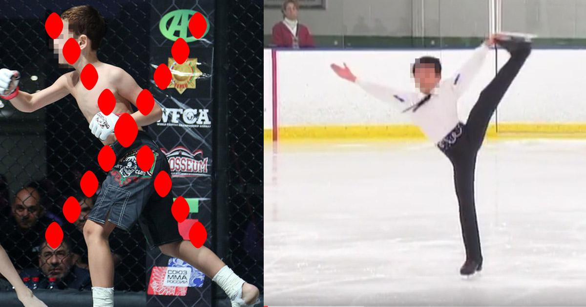 Le fils du président tchétchène abandonne le MMA pour le patinage artistique