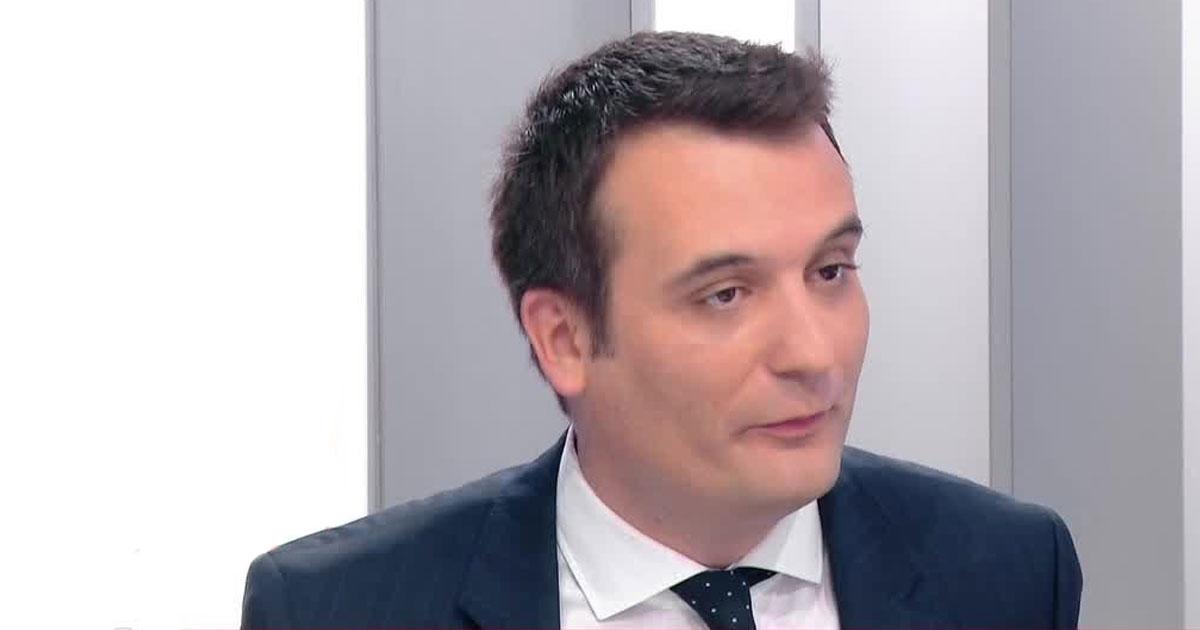 Florian Philippot quitte le FN et devient chroniqueur pour Cyril Hanouna sur TPMP