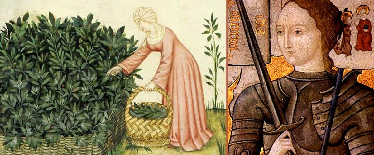 Des archéologues iraniens prouvent que Jeanne d'Arc fumait du cannabis