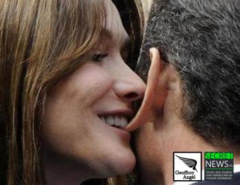 Carla-bruni-mordre-oreille-Sarkozy-geoffroy-angel-350x270 Les reportages photos de Geoffroy Angel