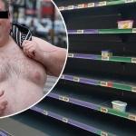 gros-homme-obese-beurre-supermarche1-150x150 Bagarre dans une église ! Le curé proposait des hosties au Nutella ...