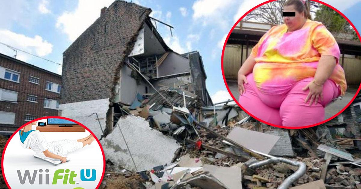 Sa maison s'écroule pendant une partie de Wii Fit, elle porte plainte contre Nintendo