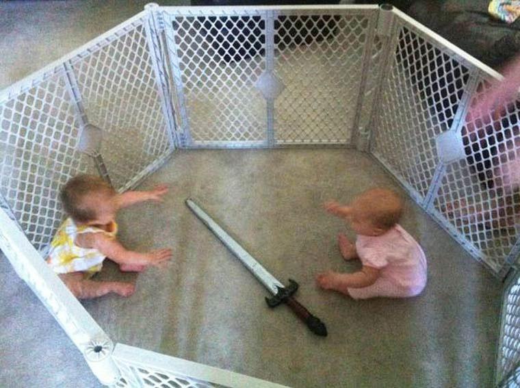 selection-du-weekend-124-64-1 Les combats de bébés, ou baby MMA, la nouvelle passion clandestine des Français