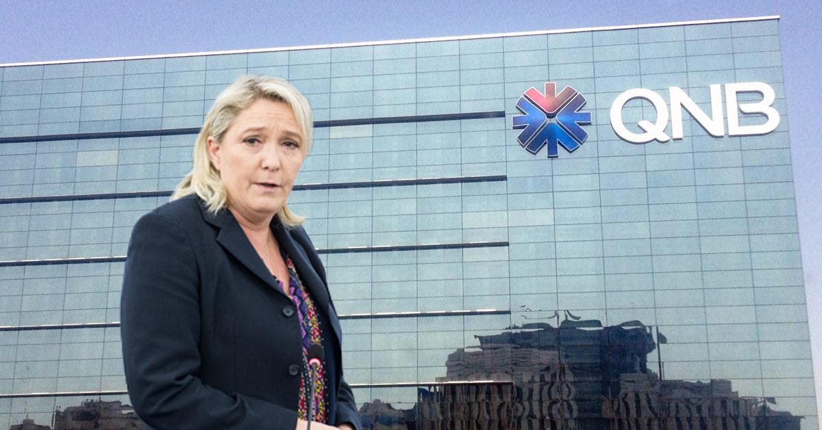 Marine Le Pen ouvre un compte à la banque islamique du Qatar après avoir été lâchée par les banques françaises