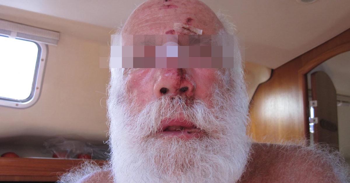 """""""Rentre en Laponie, ici on n'aime pas les barbus !"""" : Le Père Noël victime d'une violente agression raciste"""