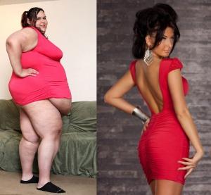 obese perte de poids