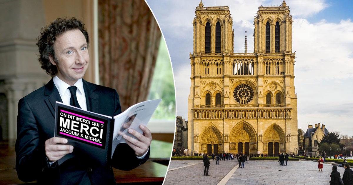 Patrimoine : Stéphane Bern souhaite louer les cathédrales pour des tournages pornos Jacquie & Michel