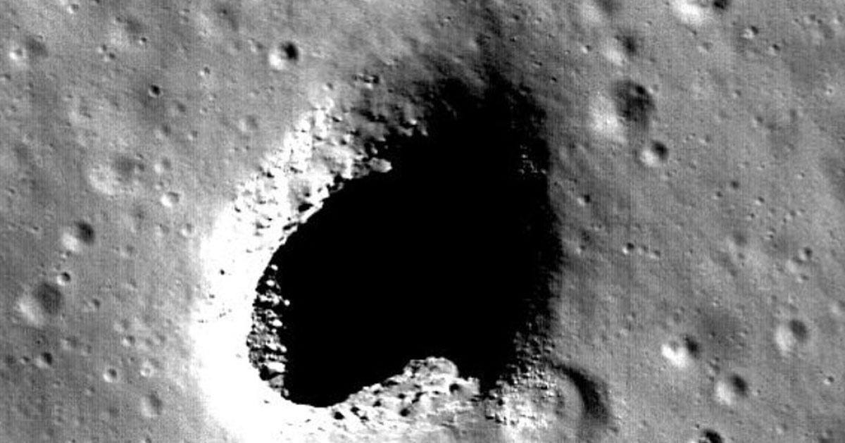 Sur Mars, cette énorme grotte pourrait abriter les premiers colons israéliens