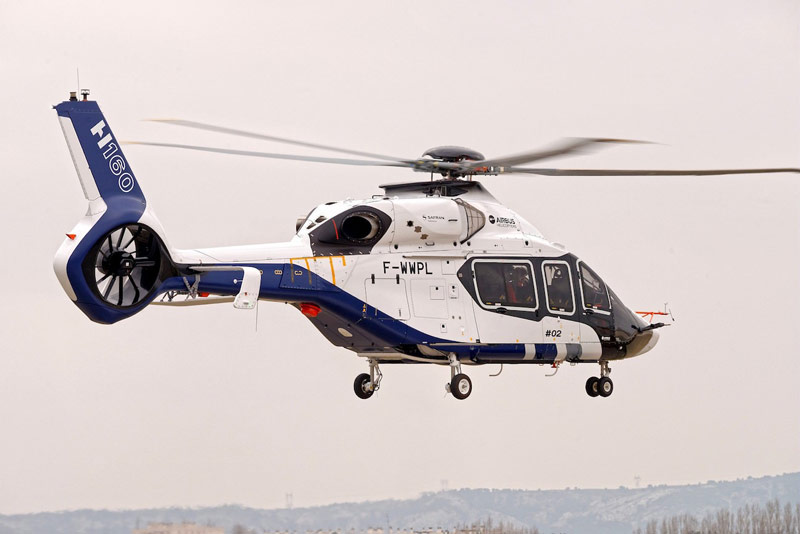 Airbus-Helicopters-H160 Pour éviter les vols a 350.000€, Édouard Philippe a reçu un hélicoptère privé de la part de Nicolas Hulot