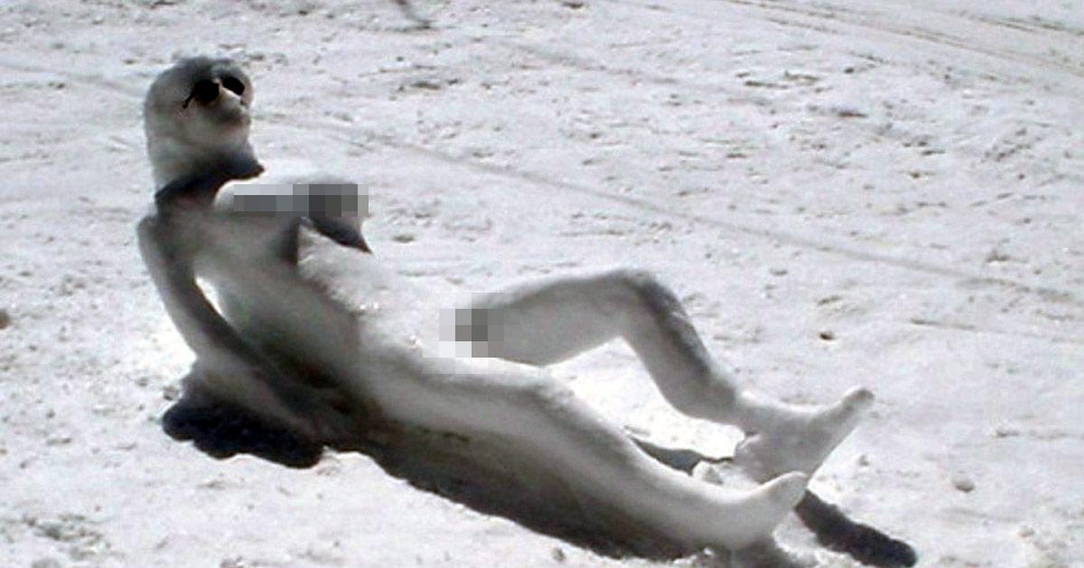 La bonnefemme de neige : pour un hiver moins sexiste et plus inclusif
