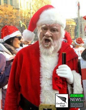 père-Noël-croate-350x445 Les reportages photos de Geoffroy Angel
