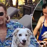 cheyenne-johnny-hallyday-chien-chinois-150x150 David Beckham qui caresse son chien ! Est-il zoophile ? Instagram est divisé