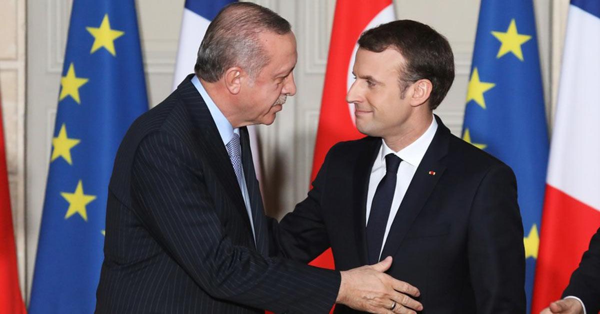 Loi Anti-Fake-News : Erdogan trouve que Macron va trop loin dans la censure