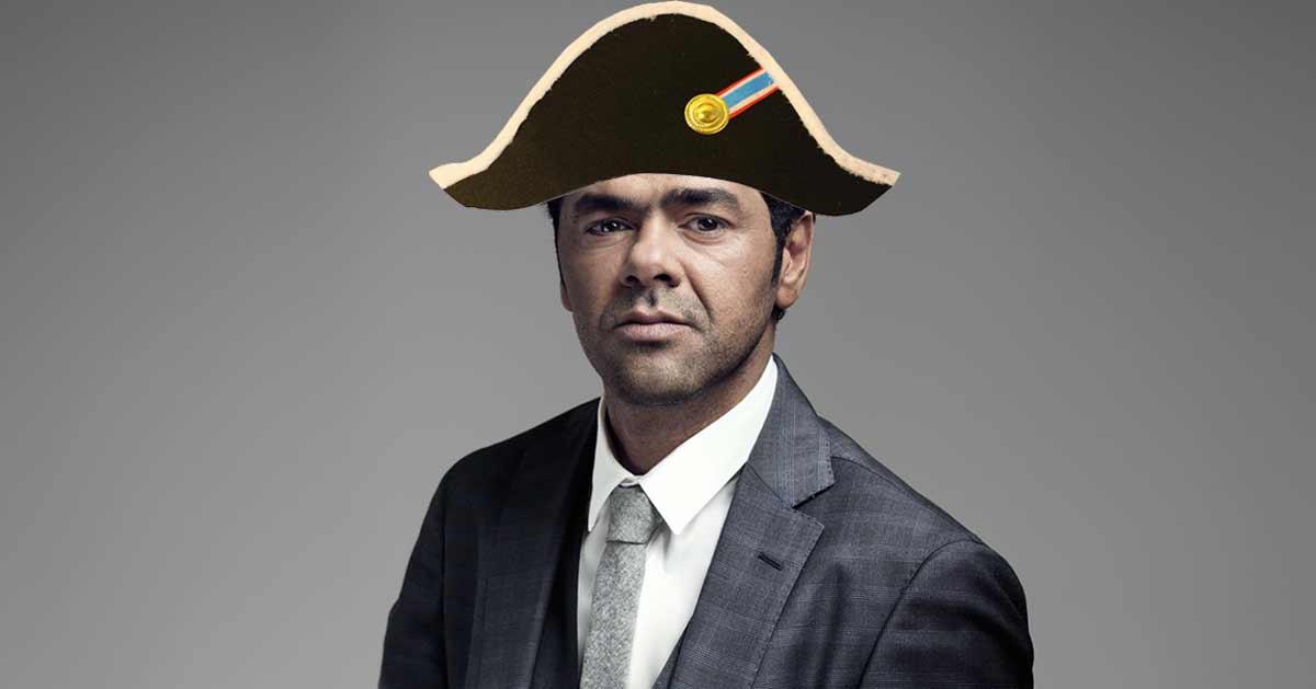 Culture : Jamel Debbouze incarnera Napoléon Bonaparte au cinéma