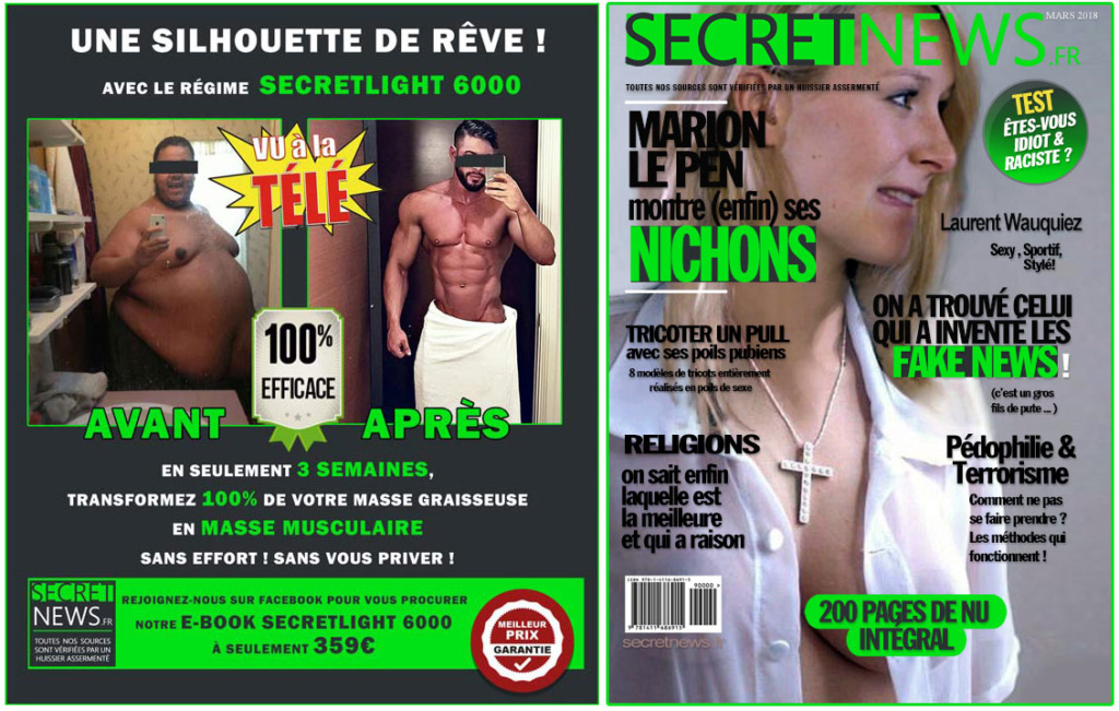 secretnews-cover-1-1024x651 Double Sausage Party : La version gay scandaleuse ! Pas de ça pour nos enfants !