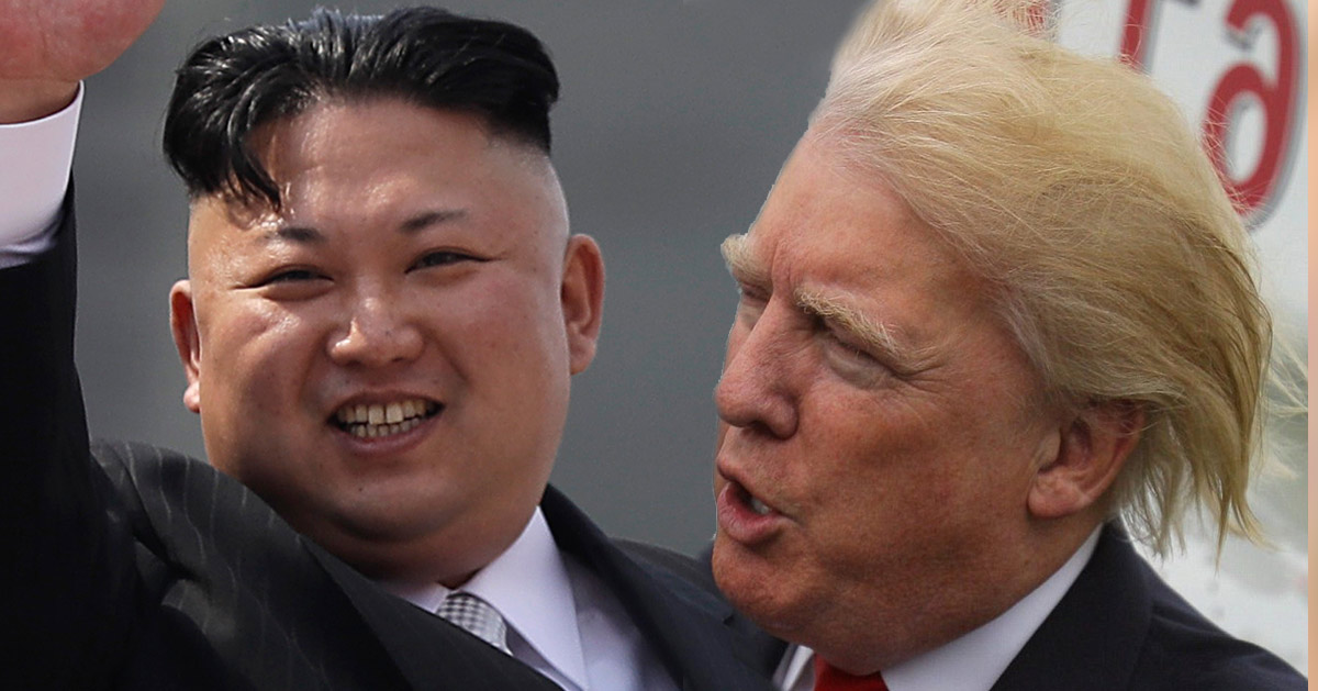 La rencontre entre Kim Jong Un et Donald Trump aura lieu dans un salon de coiffure