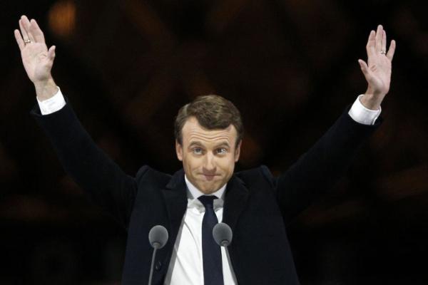 Emmanuel Macron figure dans le top 25 des présidents de la république préférés des Français