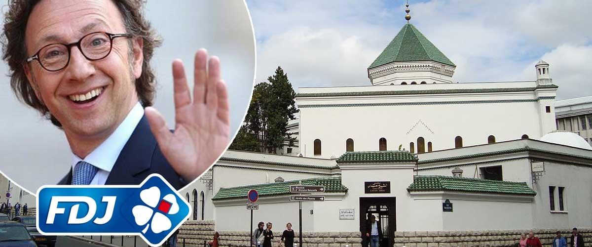 La Grande Mosquée de Paris va bénéficier du loto du patrimoine lancé par Stephane Bern
