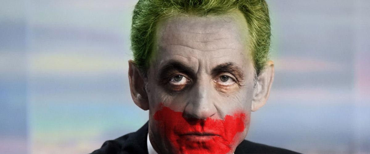 Nicolas Sarkozy en pourparlers pour interpréter le prochain Joker dans Batman