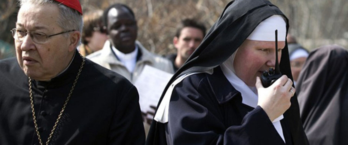Pédophilie : 200 agents de police infiltrés dans l'Église catholique pour piéger les abuseurs d'enfants