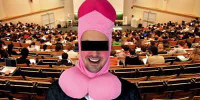 Montpellier: Un commando de têtes de bites fait irruption dans la fac de droit
