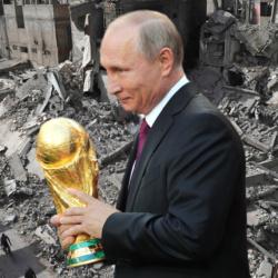 Poutine prêt à négocier un cessez-le-feu à Ghouta contre une victoire de la Russie à la coupe du monde