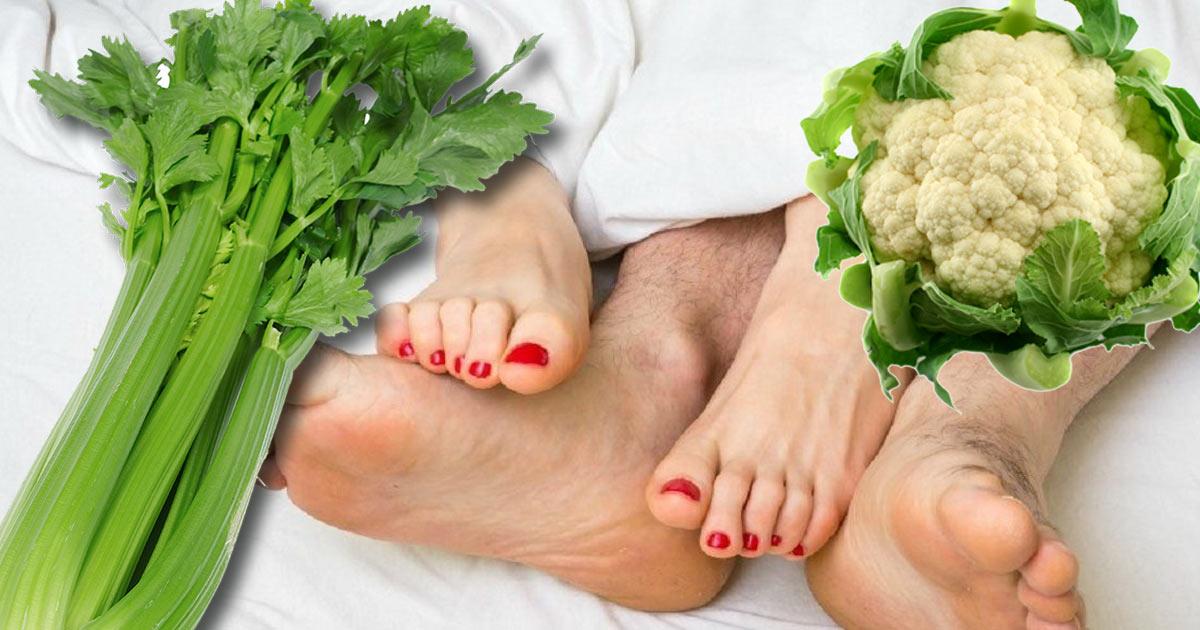 chou-fleur-celeri-aphrodisiaque Attention : 60% des glaçons seraient de la viande de bonhomme de neige congelée