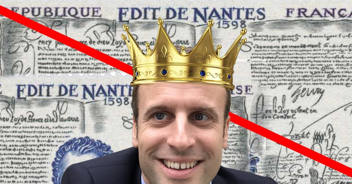 edit-de-nantes-macron-1 Exclusif : Satan dément l'existence du Pape