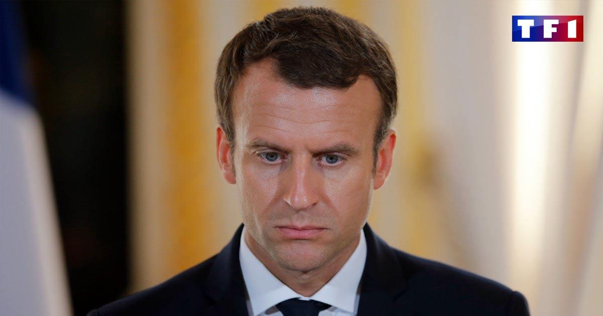 «Marre d'être le seul à bosser» : Emmanuel Macron présentera sa démission jeudi au 13-Heures de TF1