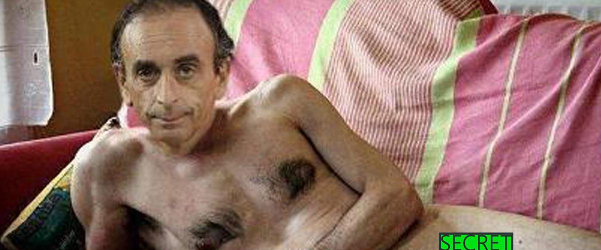 Eric Zemmour piraté : Une sextape et des photos dénudées enflamment le web (PHOTOS 18+)